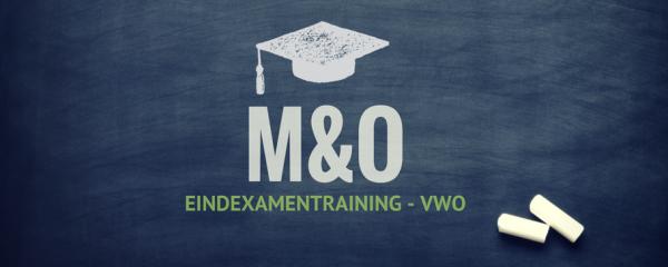 Examentraining M&O – VWO