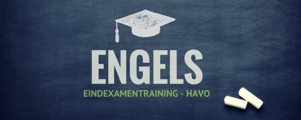 Examentraining Engels – HAVO