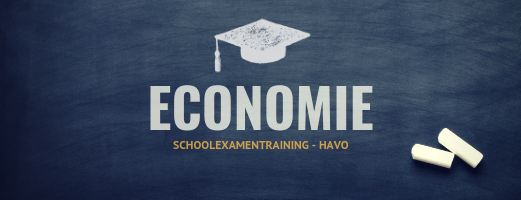 Schoolexamentraining Economie – HAVO