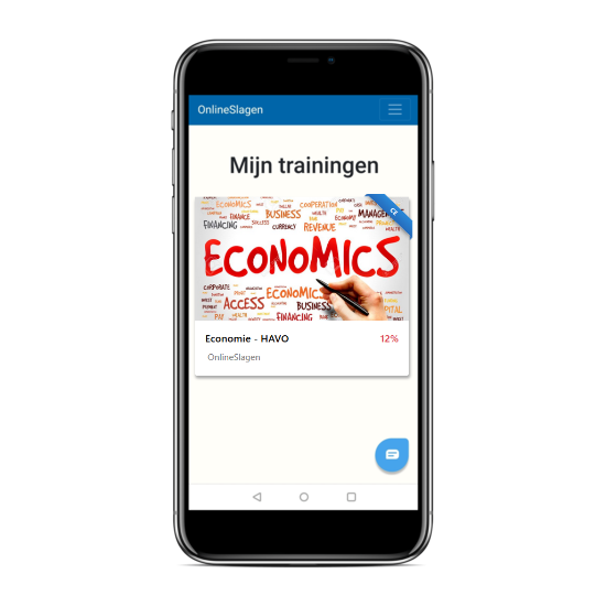 online examentraining economie havo