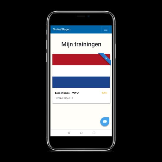 online examentraining nederlands vwo