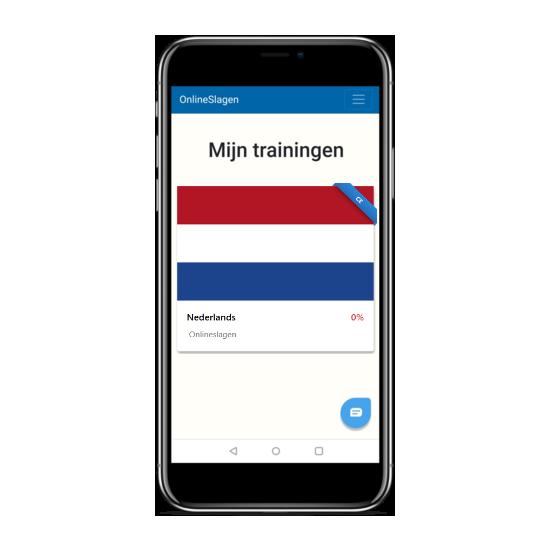 online examentraining nederlands