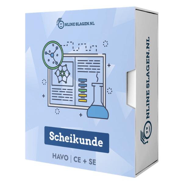 Examenpakket Scheikunde – HAVO
