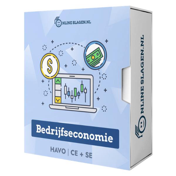 Examenpakket Bedrijfseconomie – HAVO
