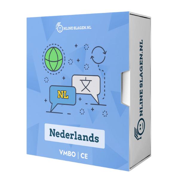 Online Examentraining Nederlands – VMBO