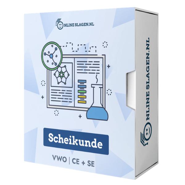 Examenpakket Scheikunde – VWO