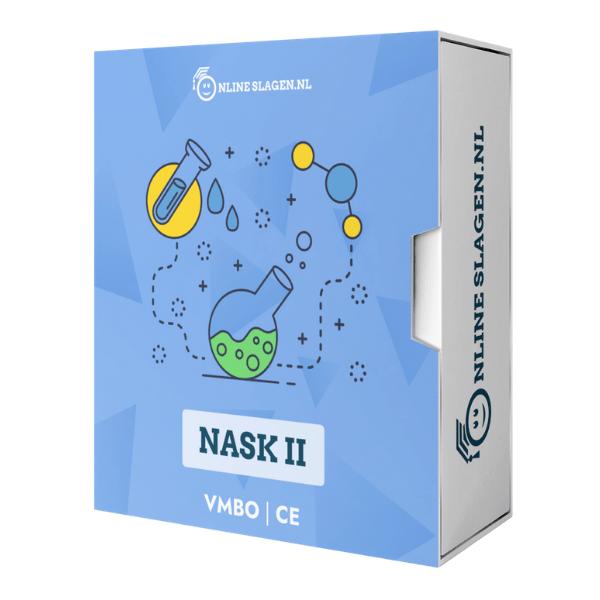 Online Examentraining NASK 2 – VMBO