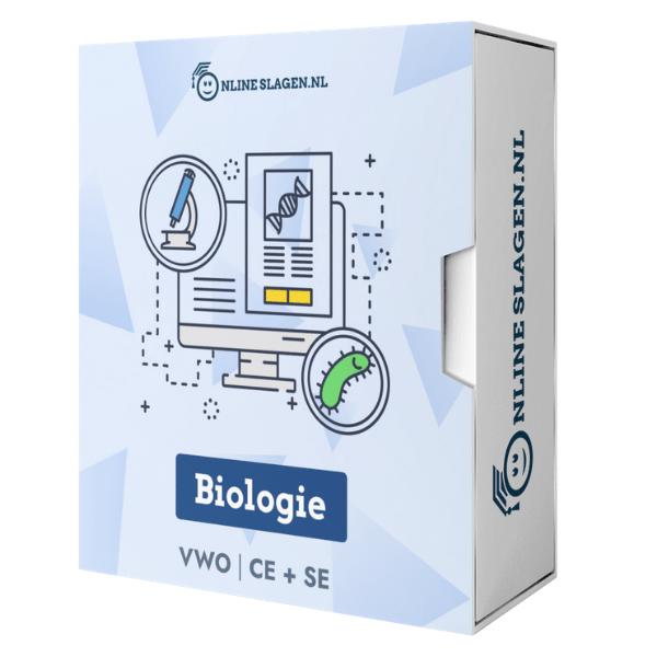 Examenpakket Biologie – VWO