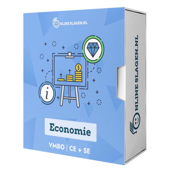 Examenpakket Economie – VMBO