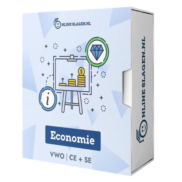 Examenpakket Economie – VWO