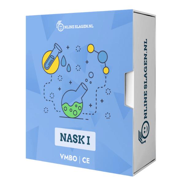 Online Examentraining NASK 1 – VMBO